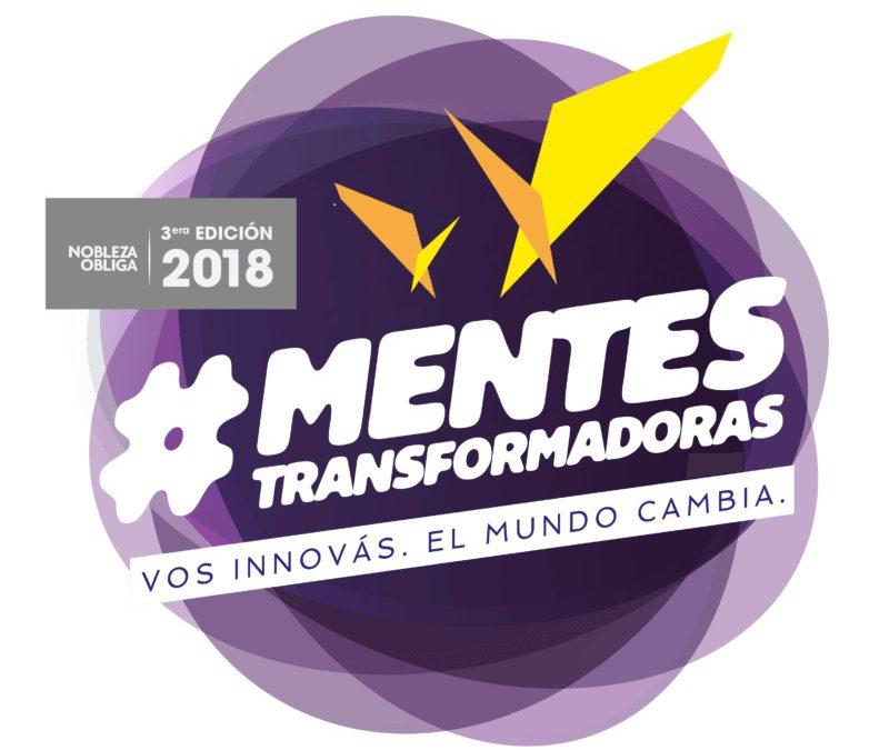 PREMIO MENTES TRANSFORMADORAS 2018